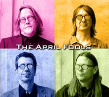 The April Fools album cover.
