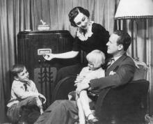 Radio listeners.