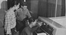 Radio programmers.